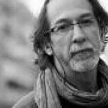 Jaime Alejandre, poeta invitado en el Ciclo Versos sobre el Pentagrama (Imágen extraída de www.libreriaalberti.com)