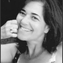 La actriz y poeta Carmen Niño