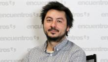 El periodista y poeta Antonio Lucas (Foto extraída de www.elmundo.es)