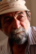 El cantautor y poeta Pablo Guerrero