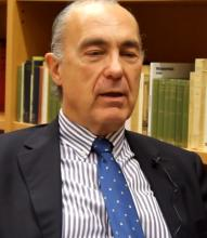 Luis Alberto de Cuenca en Versos sobre el Pentagrama