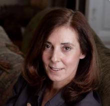 La escritora Bárbara Aranguren (Foto extraída de su web oficial)