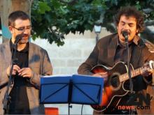 Actuación en Zamora en el homenaje al poeta Jesús Hilario Tundidor (Foto de ZamoraNews)