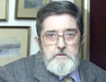 El poeta Rafael Montesinos