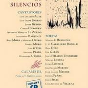 El libro-disco Trovadores de silencios
