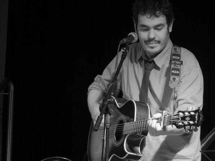 El cantautor y poeta Moncho Otero