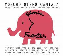 Moncho Otero canta a Gloria Fuertes