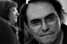 El poeta y periodista Rodolfo Serrano. (Foto extraída de http://unsacodecanicas.blogspot.com.es/)