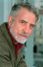 El escritor José María Merino